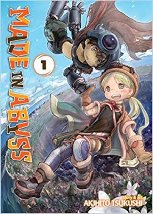 Made in Abyss (EN) T.01   9781626927735