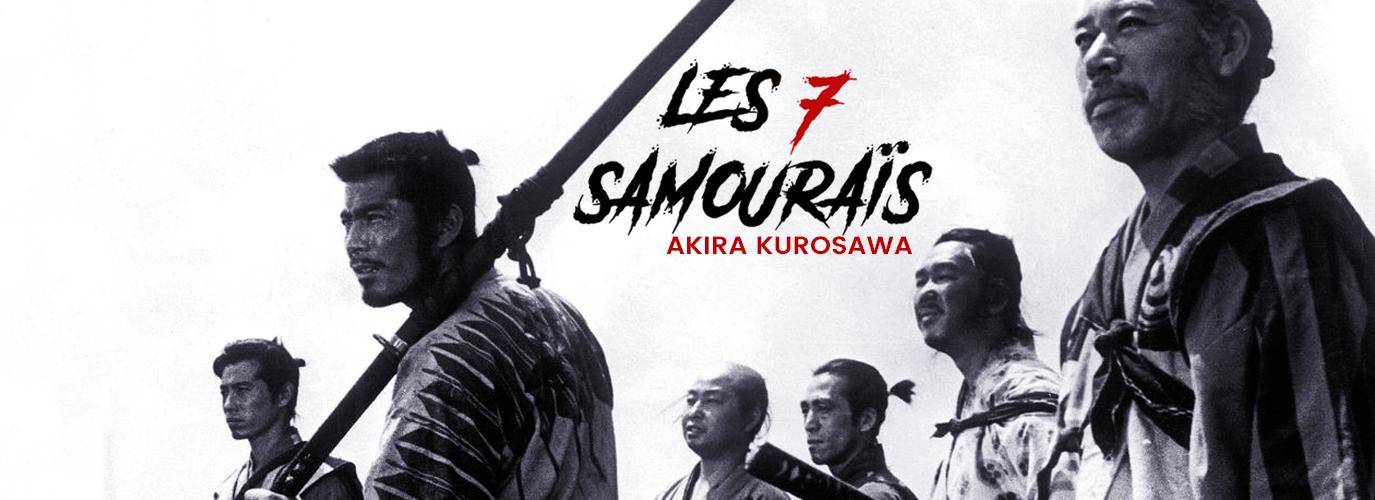 Ciné classique: Les 7 Samouraïs
