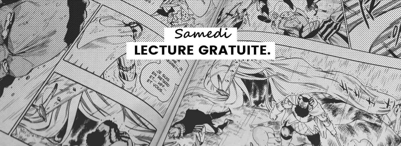 Soirée Lecture Gratuite !