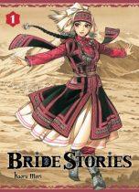 Bride Stories - T.01   9782355922749