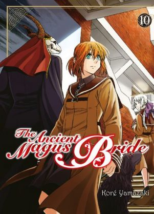 The Ancient Magus Bride - T.10   9782372874250