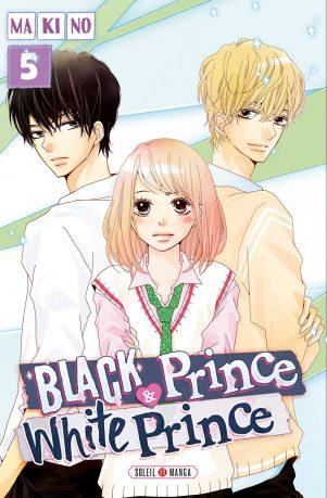 Black Prince & White Prince - T.03 | 9782302065475