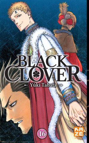 Black Clover - T.16   9782820335333
