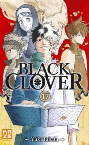Black Clover - T.17   9782820335197