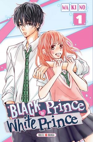 Black Prince & White Prince - T.01 | 9782302056220