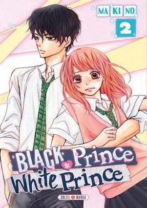 Black Prince & White Prince - T.01 | 9782302059887