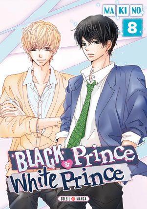 Black Prince & White Prince - T.05 | 9782302071124
