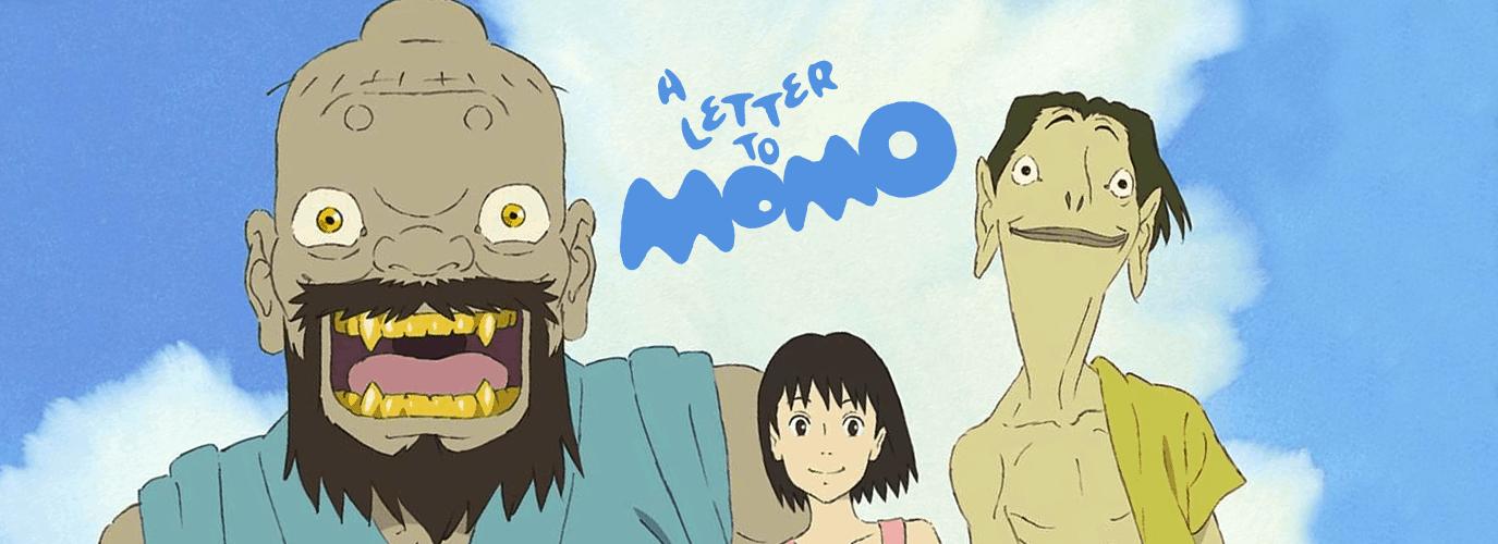 Ciné: Lettre à Momo