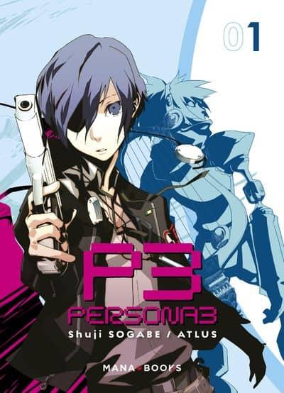 Persona - P3 - T.01   9791035500979