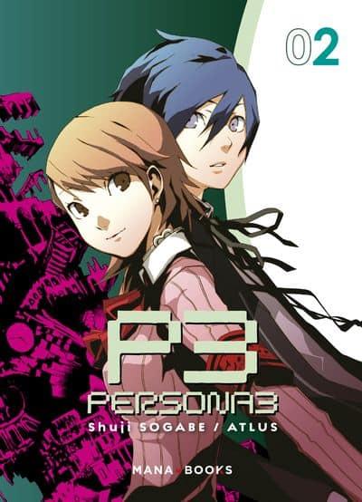 Persona - P3 - T.01 | 9791035501068