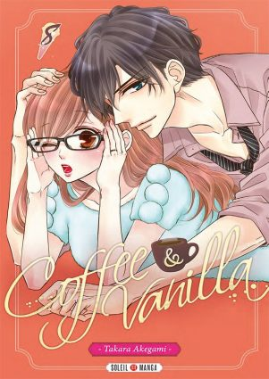 Coffee & Vanilla - T.07 | 9782302076389