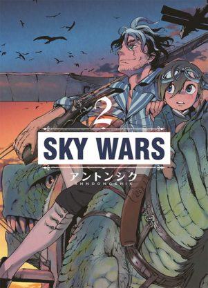 Sky Wars - T.01 | 9782203185944