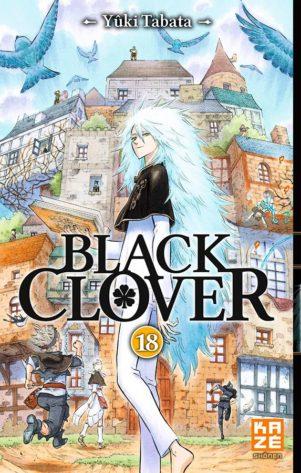 Black Clover - T.18   9782820335487