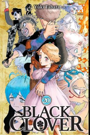 Black Clover - T.19   9782820335777