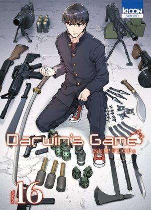 Darwin's Game - T.16   9791032704202