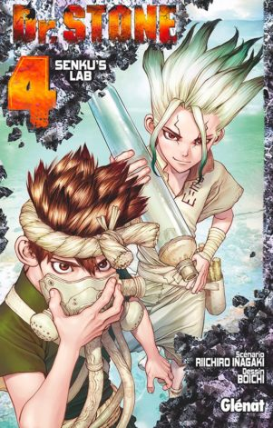 Dr Stone - T.04   9782344032947