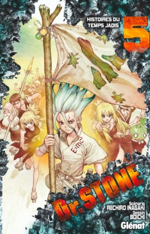Dr Stone - T.04   9782344034354