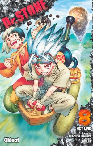 Dr Stone - T.04   9782344037126