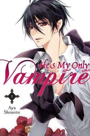 He's My Only Vampire (EN) T.01 | 9780316336666