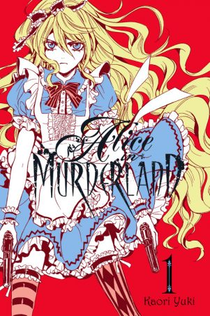 Alice in Murderland (EN) T.01 | 9780316342124