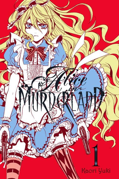 Alice in Murderland (EN) T.01   9780316342124