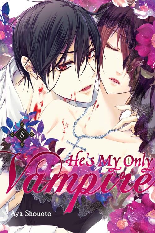 He's My Only Vampire (EN) T.08 | 9780316345835