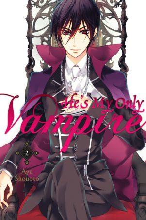 He's My Only Vampire (EN) T.02 | 9780316382717