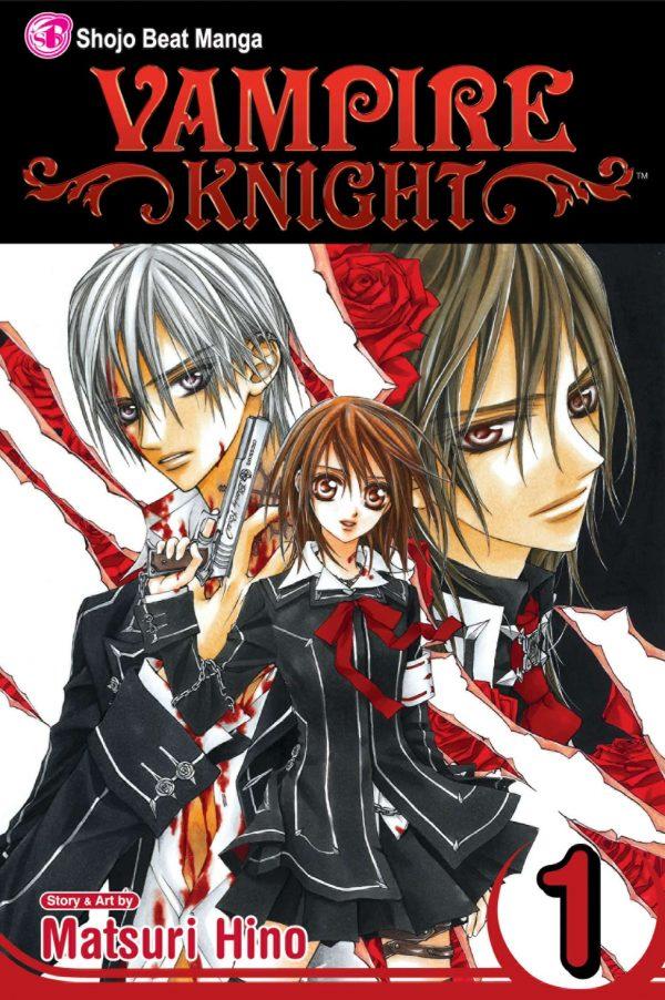 Vampire Knight (EN) T.01 | 9781421508221