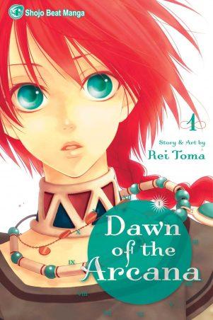 Dawn of the Arcana (EN) T.01   9781421541044
