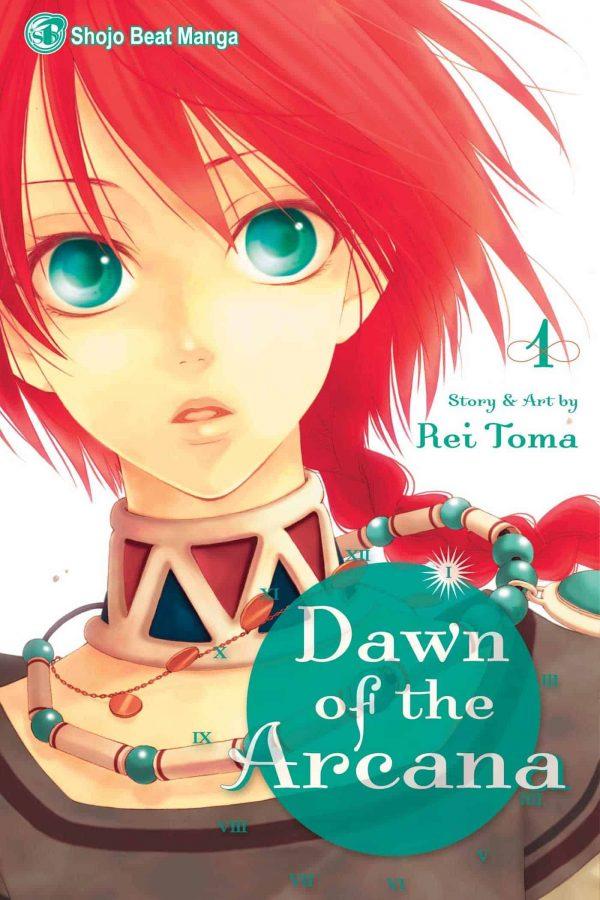 Dawn of the Arcana (EN) T.01 | 9781421541044