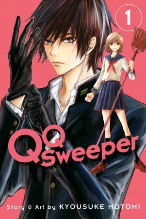 QQ Sweeper (EN) T.01 | 9781421582146