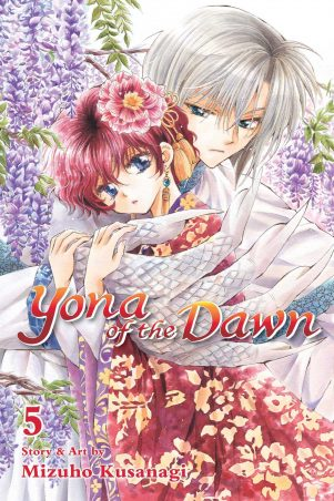 Yona of the Dawn (EN) T.05   9781421587868