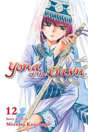 Yona of the Dawn (EN) T.12   9781421587936