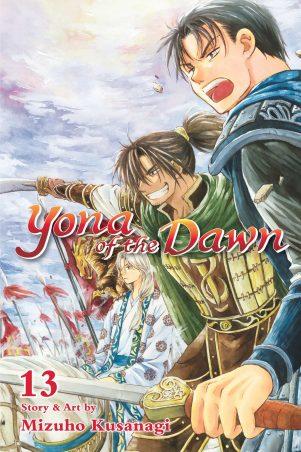 Yona of the Dawn (EN) T.13   9781421587943