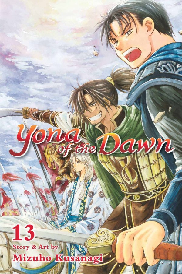 Yona of the Dawn (EN) T.13 | 9781421587943
