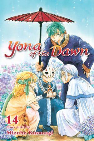 Yona of the Dawn (EN) T.14   9781421587967