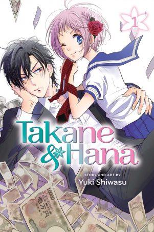 Takane & Hana (EN) T.01 | 9781421599007