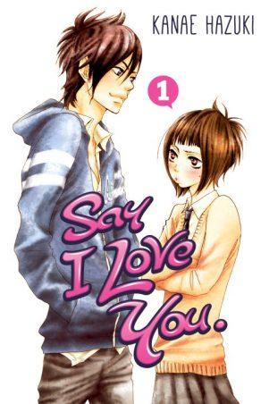 Say I Love You (EN) T.01 | 9781612626024