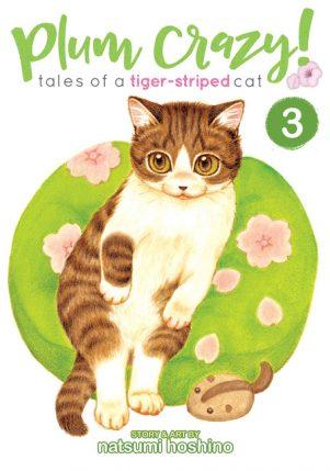 Plum crazy ! tales of a tiger-striped cat (EN) T.03   9781626925823
