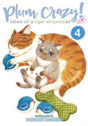 Plum crazy ! tales of a tiger-striped cat (EN) T.04   9781626926783