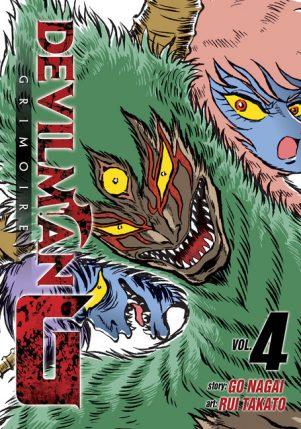 Devilman Grimoire (EN) T.04   9781626928503