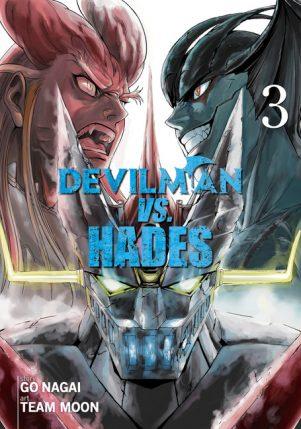 Devilman vs Hades (EN) T.03   9781626929166