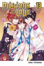 Missions Of Love (EN) T.13 | 9781632361059