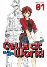 Cells at Work! (EN) T.01 | 9781632363565
