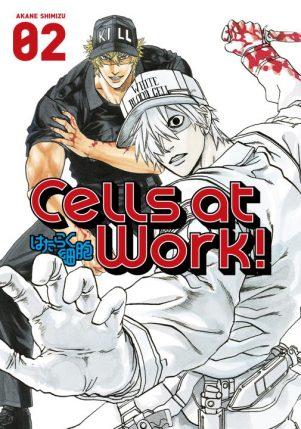 Cells at Work! (EN) T.02   9781632363572