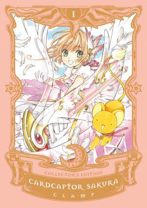 Cardcaptor Sakura - Collector ed. (EN)  T.01 | 9781632367518