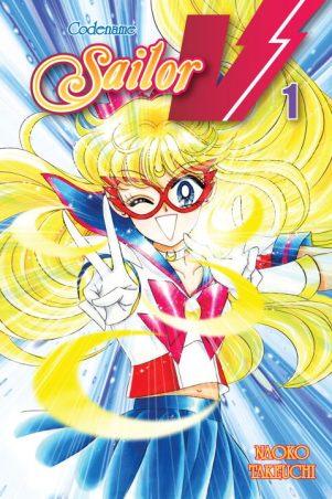 CODENAME: Sailor V (EN)   T.01   9781935429777