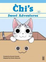 Chi's Sweet Adventures (EN) T.01   9781945054822