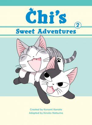 Chi's Sweet Adventures (EN) T.02   9781947194113