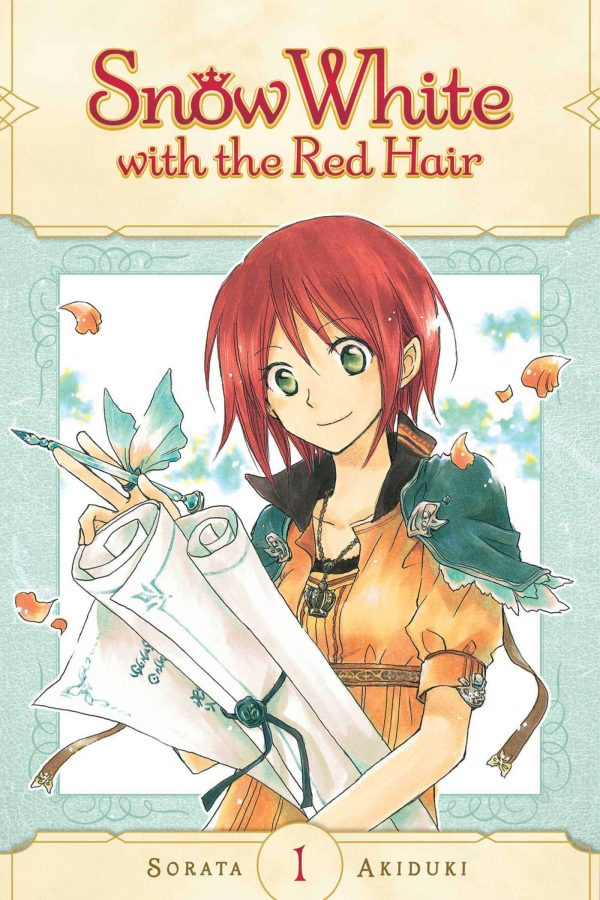 Snow White with the Red Hair (EN) T.01 | 9781974707201